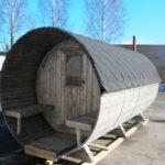Finnpeak Ready T-sauna 4 m