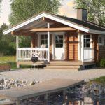 Sauna Aallokko 20