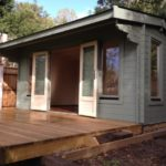 Oma mittatilaus-mökki/sauna