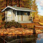 Tapio sauna, kuva b
