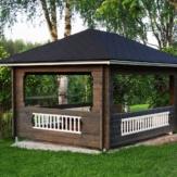 BBQ Huts & Grill Pavillons