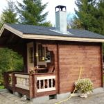 Spring sauna c
