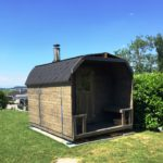 Finnpeak Caravan-sauna B