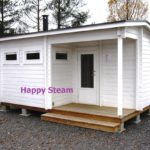 Happy Steam Valmissauna, F