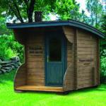 Mob sauna istutettuna